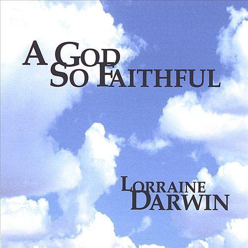 A God So Faithful [CD]