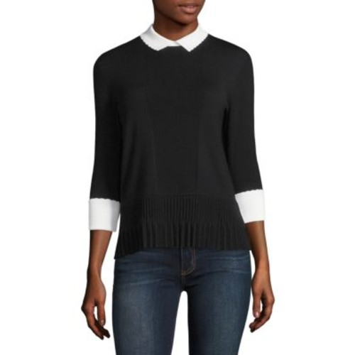 TORY BURCH Sabina Merino Sweater