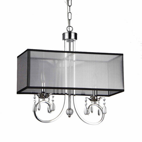 Warehouse Of Tiffany French Crystal Chandelier