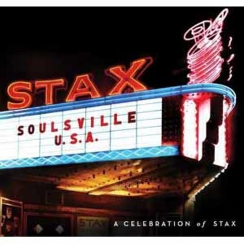 Soulsville U.S.A.: A Celebration Of Stax [Audio CD]