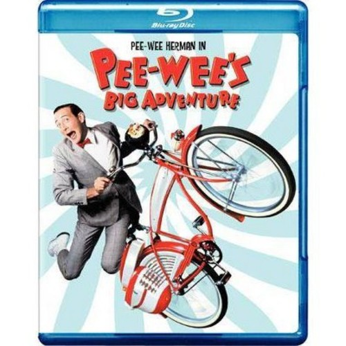 Pee-Wee's Big Adventure (Blu-ray)