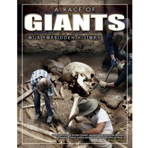 Race of Giants: Our Forbidden History [DVD]