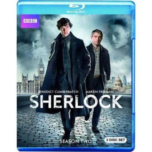 Sherlock:Season two (Blu-ray)