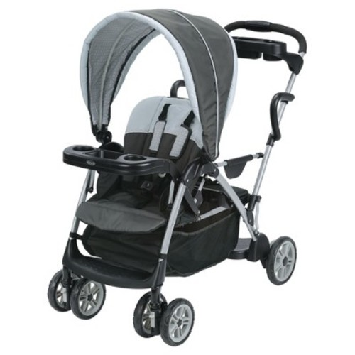 Graco Room For 2 Stand & Ride Stroller Click Connect