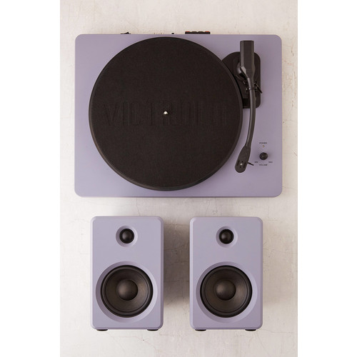 EP-33 Bluetooth Turntable With Speakers - Lavender Stone [REGULAR]