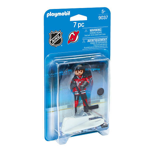Playmobil NHL New Jersey Devils Player Figure