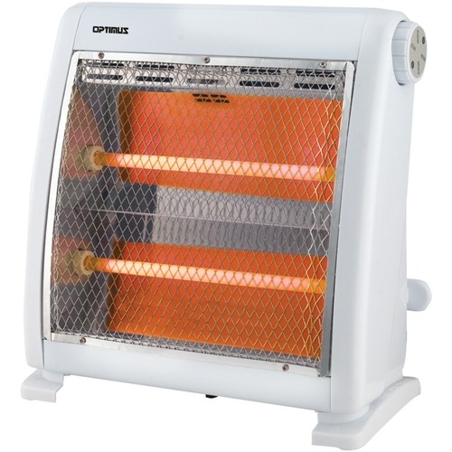 Optimus H-5511 Infrared Quartz Radiant Heater [1-Pack]