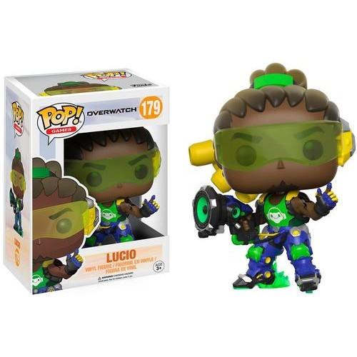 Funko - POP! Games Lucio