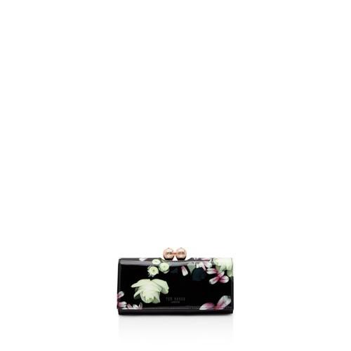 TED BAKER Kensington Floral Matinee Leather Wallet