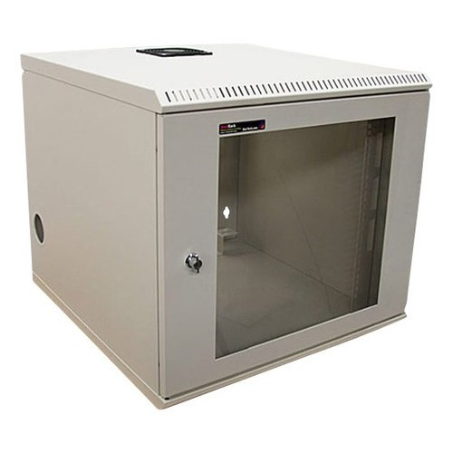 StarTech.com 10U 19-Inch Wall Mounted Server Rack Cabinet CAB1019WALL