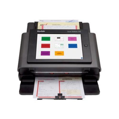 Kodak Scan Station 710 - Document Scanner - 1877398 - Black