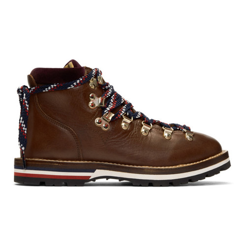 Brown Blanche Hiking Boots