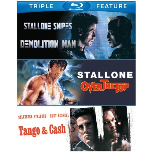 Sylvester Stallone: Triple Feature