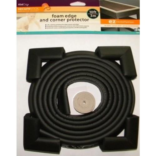 KidCo Foam Edge and Corner Protector Kit in Black