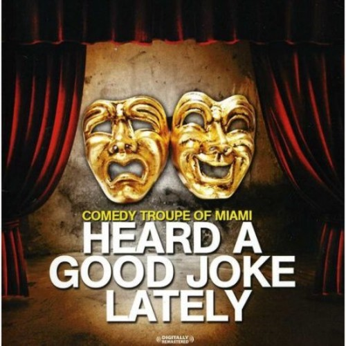 Heard a Good Joke Lately [CD]