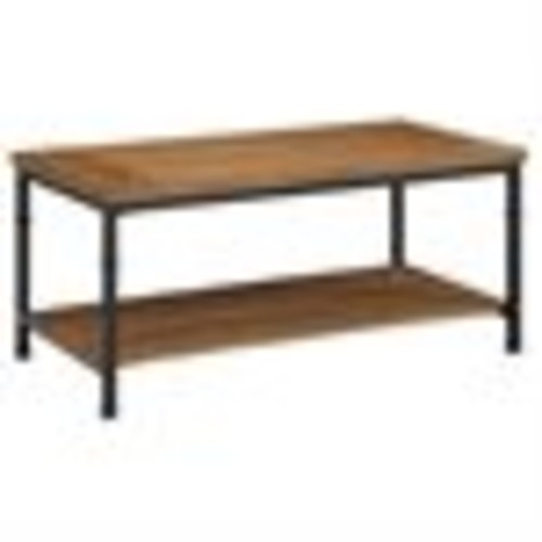Linon Home Decor Austin Black Ash Coffee Table