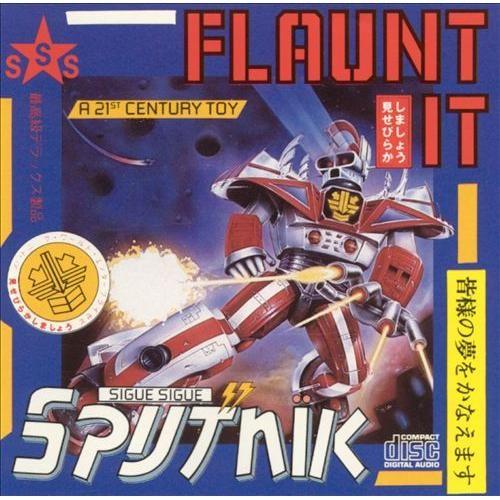 Flaunt It [CD] [PA]