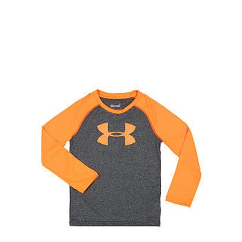 Under Armour Big Logo Raglan Toddler Boys