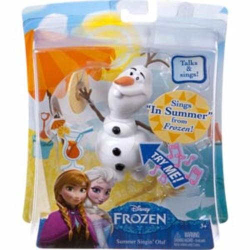 Mattel Disney Frozen Singing Olaf