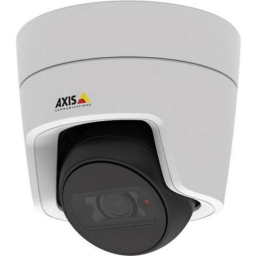 AXIS 0880-001 Companion Eye LVE Wired Fixed Mini Dome Outdoor IR Network Camera, Night Vision, White