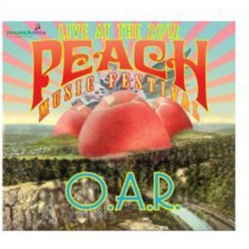 Live at Peach Music Festival 2012 [CD]