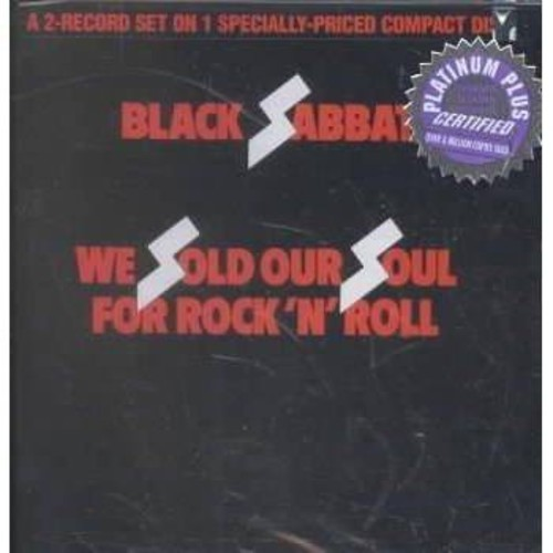Black Sabbath - We Sold Our Soul for Rock N Roll