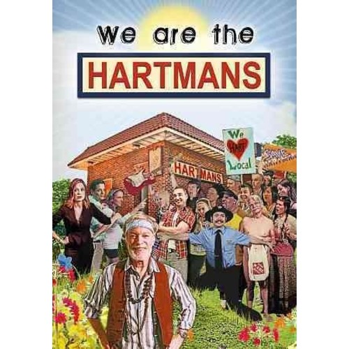 We Are the Hartmans [DVD] [2011]