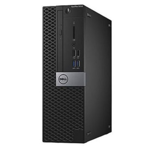 Dell OptiPlex 5050 Intel Core i5-7500 256GB SSD 8GB RAM Windows 10 Pro SFF Desktop Computer