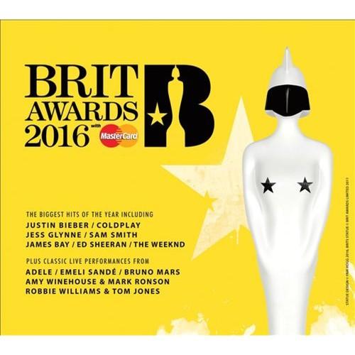 Brit Awards 2016 [CD]