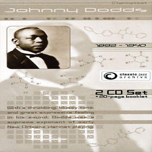 Johnny Dodds [CD]