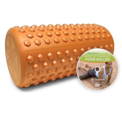 Gaiam Foam Roller Kit 12