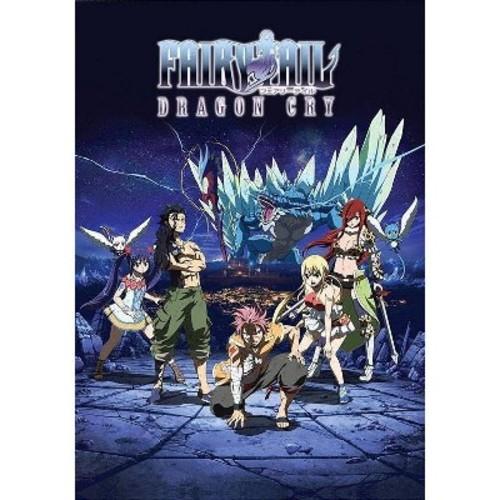 Fairy Tail:Dragon Cry Movie (DVD)