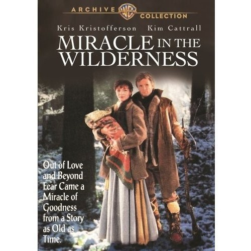 Miracle in the Wilderness: Kris Kristofferson, Kim Cattrall, Kevin James Dobson: Movies & TV