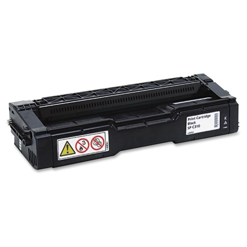 Ricoh Type SP C310HA Toner Cartridge - Laser - High Yield - 6500 Pages - Black - 1 Each