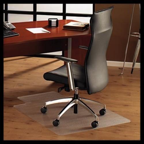 Floortex Ultimat Polycarbonate Chair Mat for Hard Floors, 47
