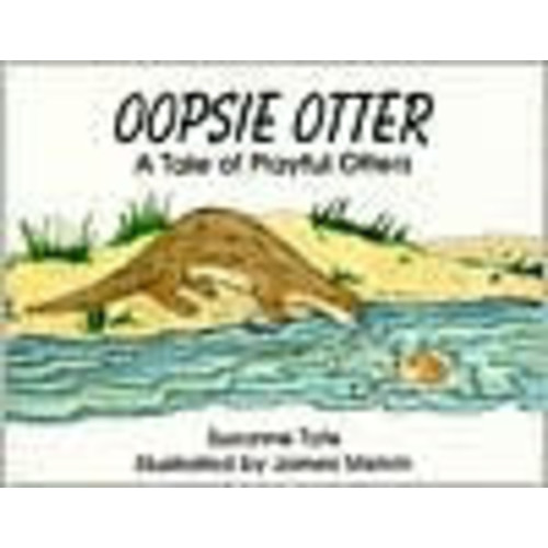 Oopsie Otter: A Tale of Playful Otters