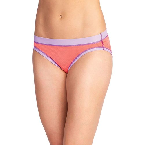 ExOfficio Womens Give-N-Go Sport Mesh Hi Cut Brief