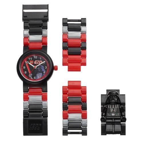 LEGO Star Wars Darth Vader and Obi-Wan Kids' Watch