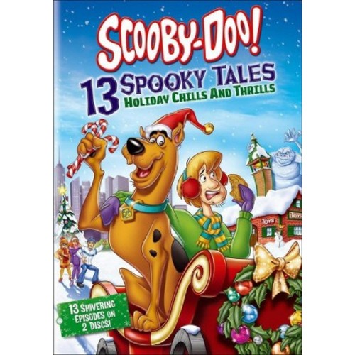 Scooby-Doo!: 13 Spooky Tales - Holiday Chills and Thrills (2 Discs) (dvd_video)