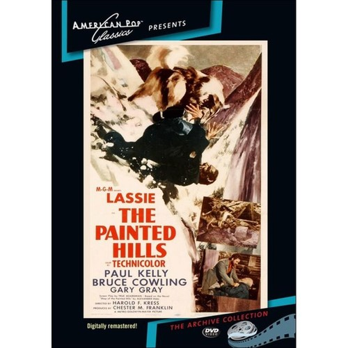Lassie: The Painted Hills [DVD] [1951]