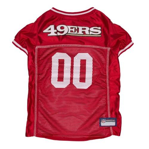 San Francisco 49ers NFL Mesh Jersey