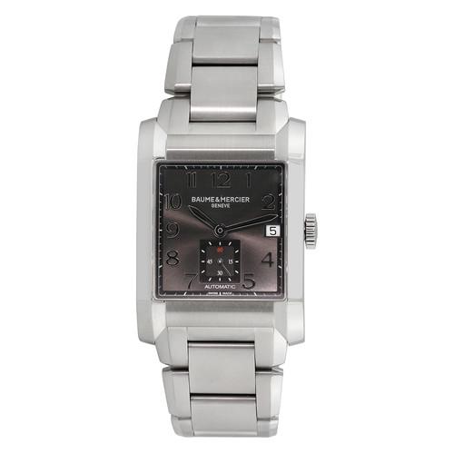 Vintage Baume & Mercier Hampton Stainless Steel Watch, 32.3mm by Baume & Mercier
