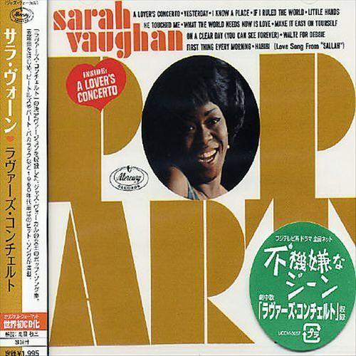 Pop Artistry of Sarah Vaughan [CD]