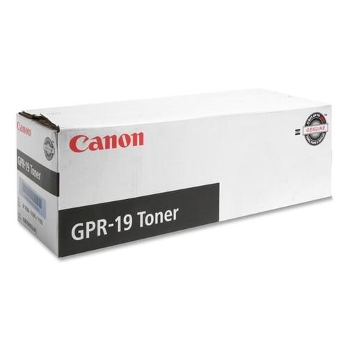 Canon GPR-19 Original Toner Cartridge