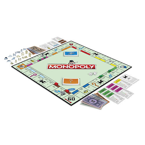 Monopoly Token Madness Classic Board Game