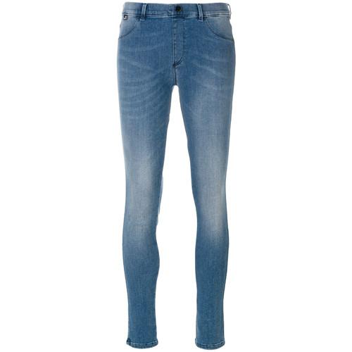 light skinny denim jeans