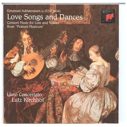 Love Songs & Dances CD