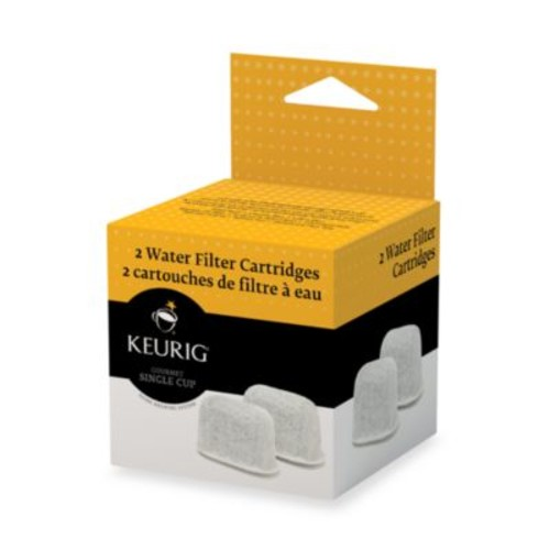 Keurig Water Filter Cartridges (Set of 2)