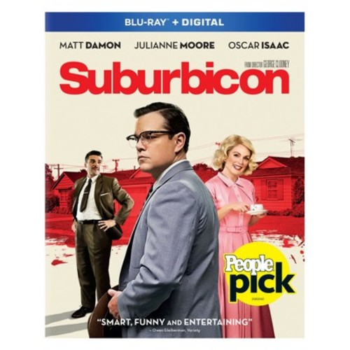 Suburbicon (Blu-ray + Digital)
