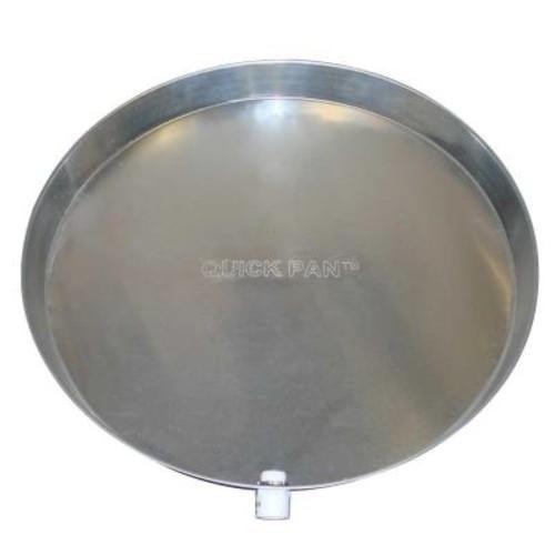 Holdrite 24 in. Aluminum Water Heater Pan (Box of 6)